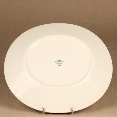 Arabia Sunnuntai lautanen, soikea, suunnittelija Birger Kaipiainen, soikea kuva 3