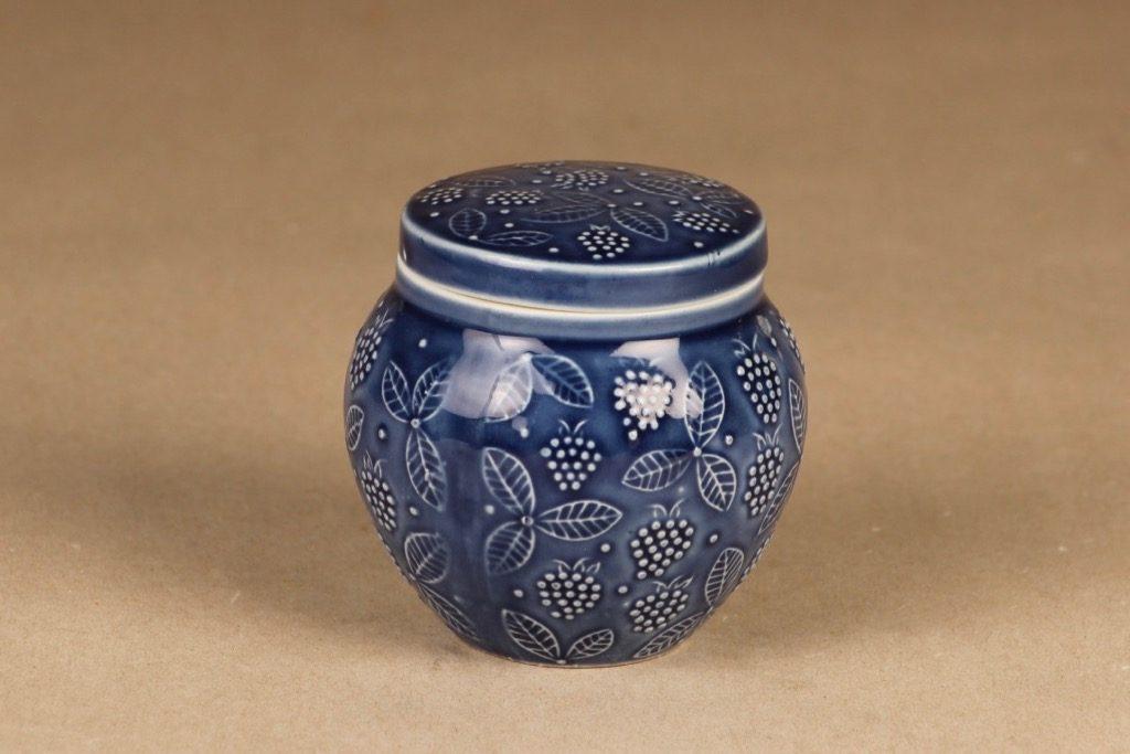 Arabia Chymos hillopurkki, sininen, suunnittelija ,