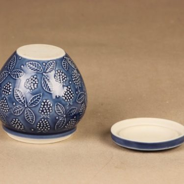 Arabia Chymos hillopurkki, sininen, suunnittelija ,  kuva 3