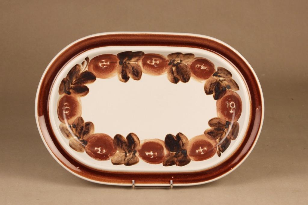 Arabia Rosmarin serving plate designer Ulla Procope