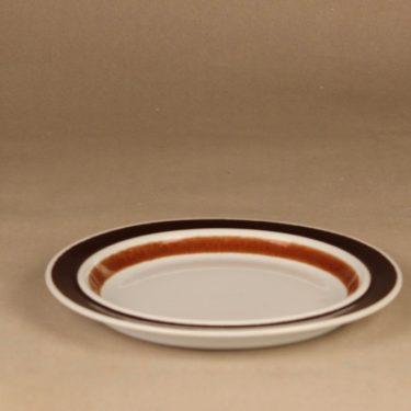 Arabia Rosmarin lautanen, matala, suunnittelija Ulla Procope, matala kuva 2
