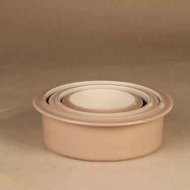 Arabia Koralli bowls 3 pcs designer Raija Uosikkinen