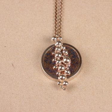 Kultakeskus pendant, designer Nanny Still, necklace