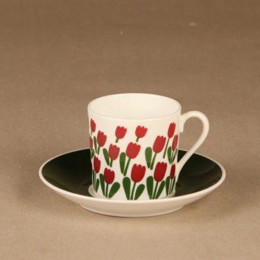 kahvikuppi, Juliana, suunnittelija Margareta Hennix, Juliana, tulppaani
