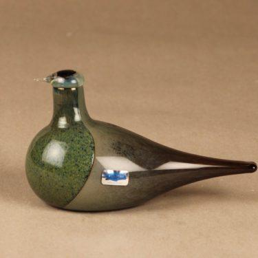 Nuutajärvi bird Snipe designer Oiva Toikka