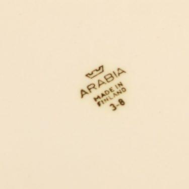 Arabia Kilta tarjoiluvati, valkoinen, suunnittelija Kaj Franck,  kuva 2
