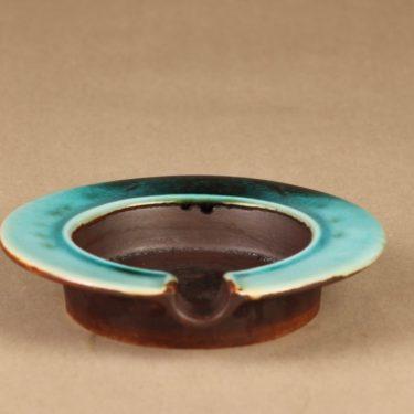 Arabia AH tuhka-astia, sikarille, suunnittelija Annikki Hovisaari, sikarille kuva 2