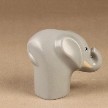 Arabia Runfree Norsun poikanen , Alex, suunnittelija Howard Smith, Alex, elefantti, Alex, värilasite kuva 2