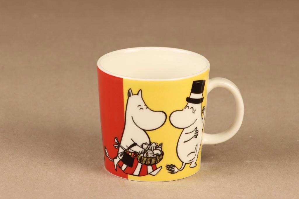 Arabia Moomin moomin mug Family designer Tove Slotte