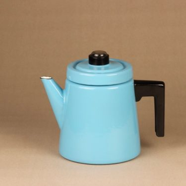 Finel Pehtoori coffee pot with percolator designer Antti Nurmesniemi