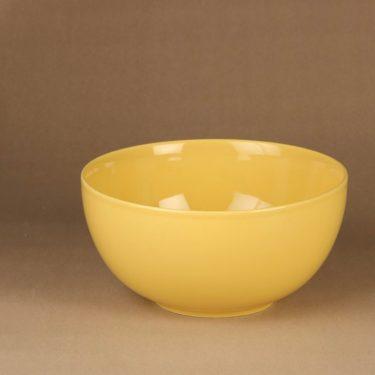 Arabia Teema bowl, yellow designer Kaj Franck