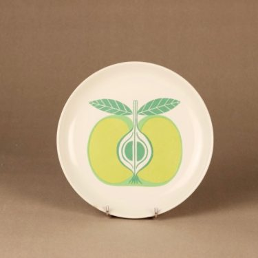 Arabia Pomona Apple plate designer Raija Uosikkinen