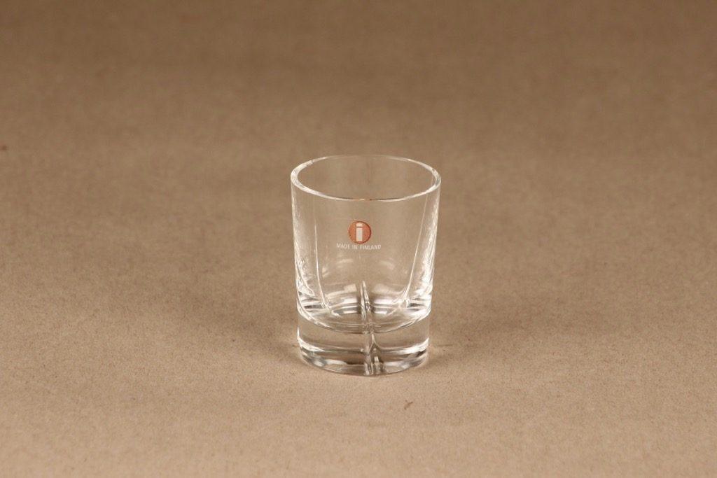 Iittala Viva schnapps glass, 4 cl designer Tapio Wirkkala