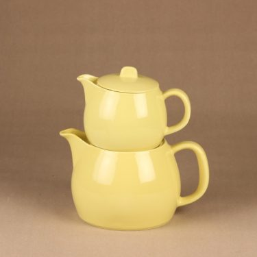 Arabia tea pot, 2-piece designer Kaj Franck