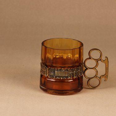 Turun Hopea/Kumela 1044/S beer mug, 6.5 dl designer Pentti Sarpaneva