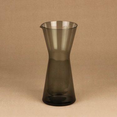 Nuutajärvi Kartio pitcher gray designer Kaj Franck