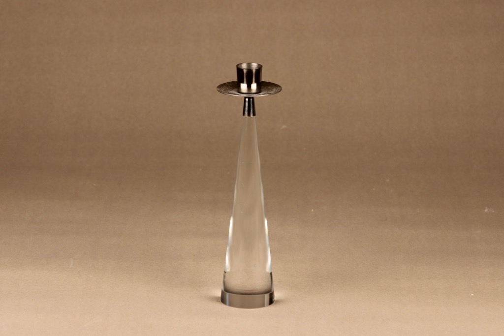Iittala Ascot candle holder designer Timo Sarpaneva