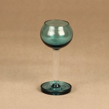 Riihimäen lasi Harlekiini liköörilasi, 3 cl, suunnittelija Nanny Still, 3 cl