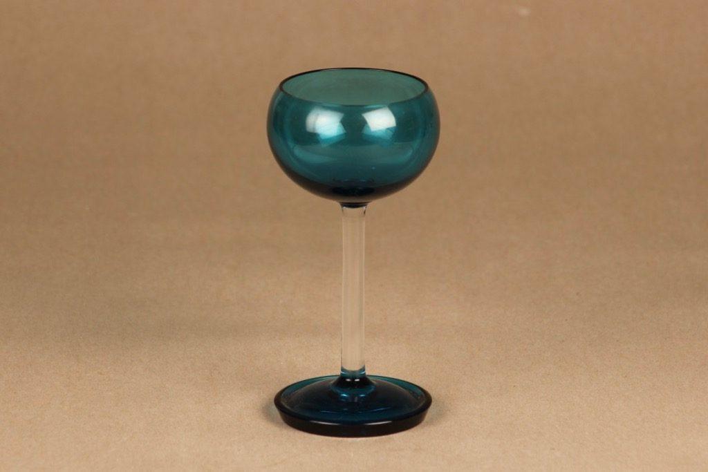 Riihimäen lasi Harlekiini väkeväviinilasi, 7 cl, suunnittelija Nanny Still, 7 cl