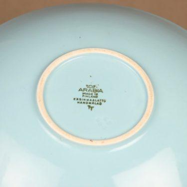 Arabia AR vati, käsinmaalattu, suunnittelija Olga Osol, käsinmaalattu, signeerattu kuva 3