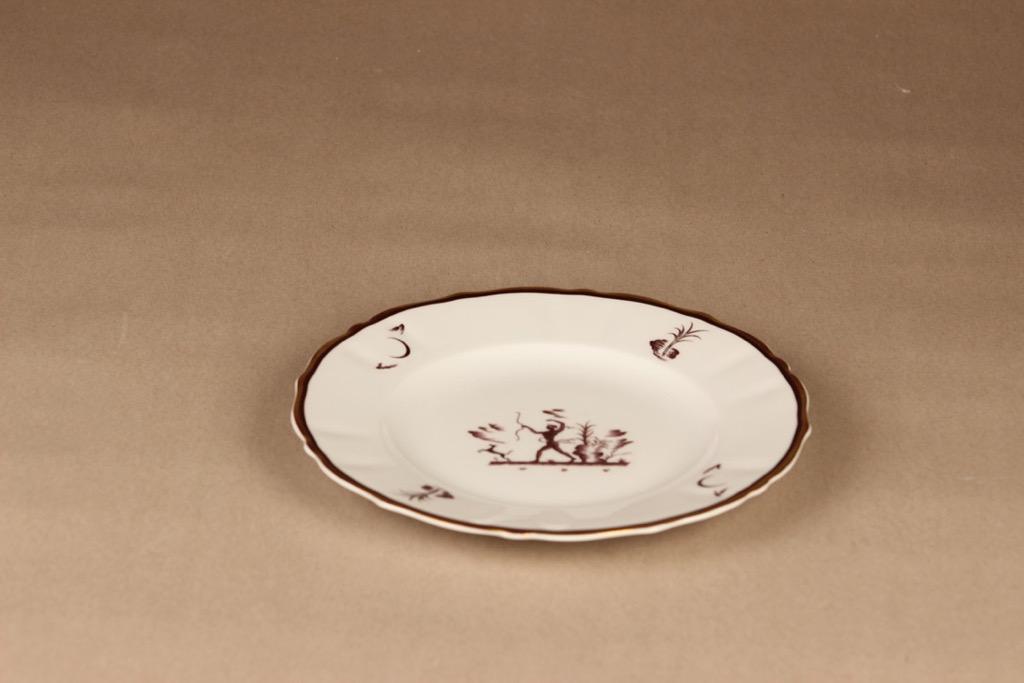 Arabia Diana plate, small designer Einar Forseth