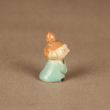 Arabia muumi Pikku Myy, figuuri 1950-luvulta, suunnittelija Signe Hammarsten-Jansson, figuuri 1950-luvulta, käsinmaalattu kuva 2