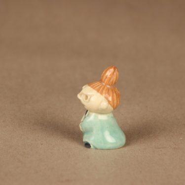 Arabia muumi Pikku Myy, figuuri 1950-luvulta, suunnittelija Signe Hammarsten-Jansson, figuuri 1950-luvulta, käsinmaalattu kuva 3