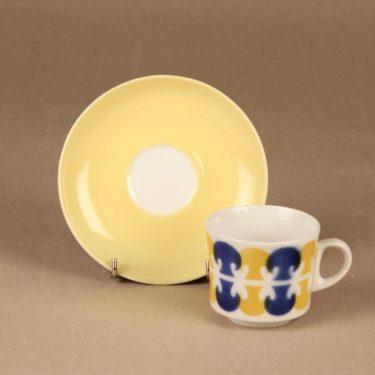 Arabia Tatti kahvikuppi, puhalluskoriste, suunnittelija , puhalluskoriste kuva 2