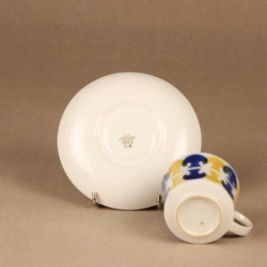 Arabia Tatti kahvikuppi, puhalluskoriste, suunnittelija , puhalluskoriste kuva 3