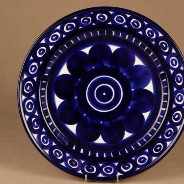 Arabia Valencia tarjoiluvati, käsinmaalattu, suunnittelija Ulla Procope, käsinmaalattu, signeerattu kuva 2