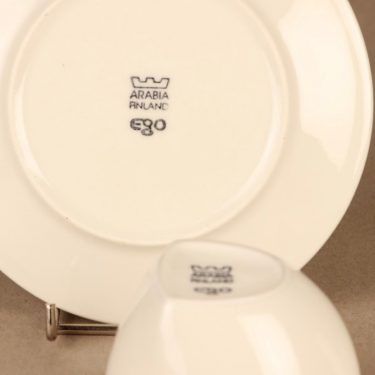 Arabia Ox coffee cup and plates designer Stefan Lindfors 3