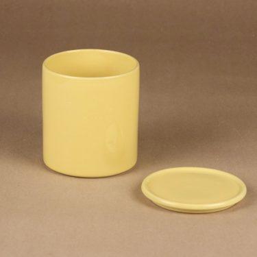 Arabia Kilta purnukka, keltainen, suunnittelija Kaj Franck,  kuva 2