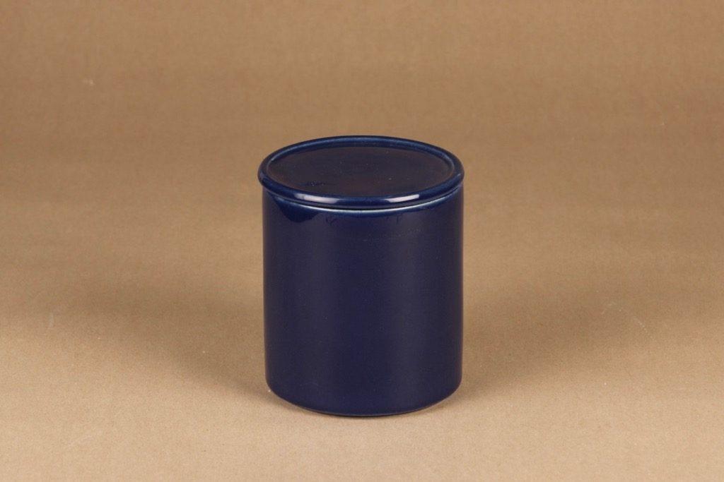 Arabia Kilta purnukka, sininen, suunnittelija Kaj Franck,