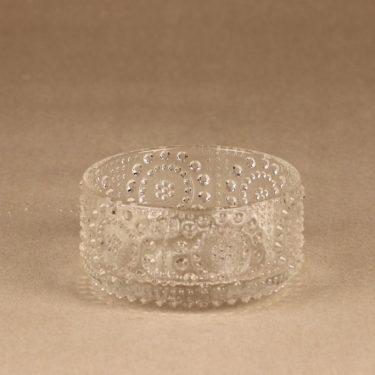 Riihimäen lasi Grapponia dessert bowl designer Nanny Still
