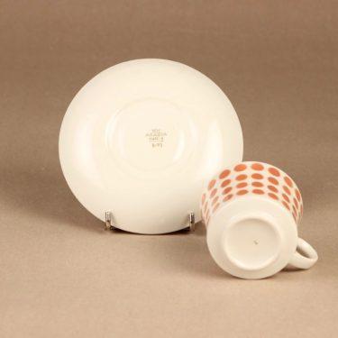 Arabia Pop kahvikuppi, puhalluskoriste, suunnittelija , puhalluskoriste, retro kuva 3