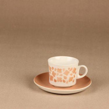 Arabia Varpu kahvikuppi, puhalluskoriste, suunnittelija , puhalluskoriste