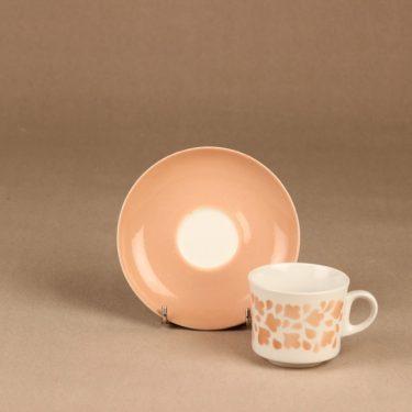 Arabia Varpu kahvikuppi, puhalluskoriste, suunnittelija , puhalluskoriste kuva 2