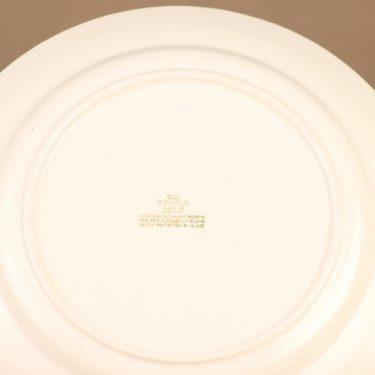 Arabia Sampo dinner plate designer Raija Uosikkinen 3