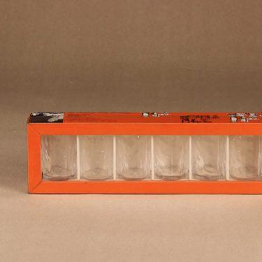 Humppila Fantasia schnapps glass, 6 pcs designer Henrik Koivula 3