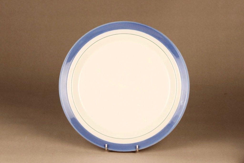 Arabia Balladi dinner plate designer Heikki Orvola
