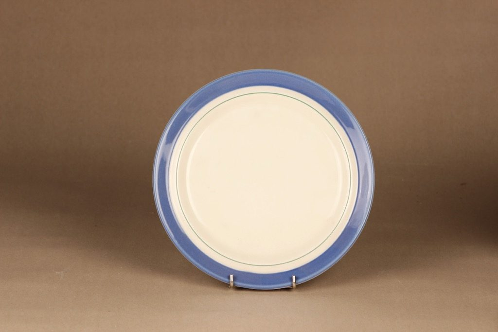 Arabia Balladi salad plate designer Heikki Orvola