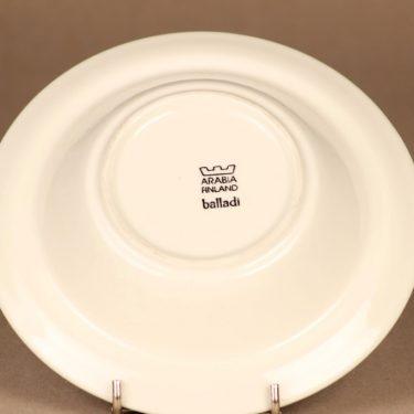 Arabia Balladi breakfast bowl designer Heikki Orvola 3
