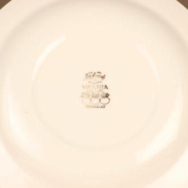 Rörstrand Viktoria lautanen, pieni, suunnittelija Christina Campbell, pieni kuva 3