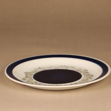 Rörstrand Viktoria lautanen, matala, suunnittelija Christina Campbell, matala kuva 2