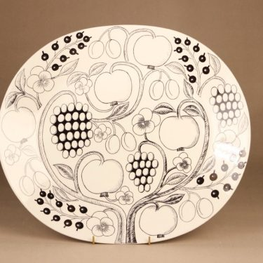 Arabia Paratiisi serving plate BIG designer Birger Kaipiainen
