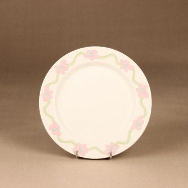 Arabia Villiruusu dinner plate designer Laila Hakala