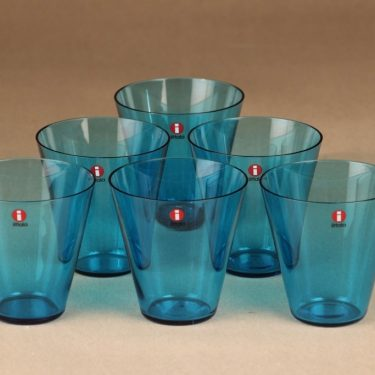 Iittala Kartio glass designer Kaj Franck