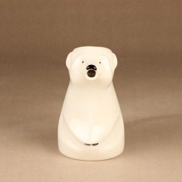 Arabia Jääkarhu kaadin, valkoinen, suunnittelija Richard Lindh,  kuva 2