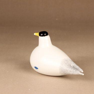 Nuutajärvi lintu , numeroitu, suunnittelija Oiva Toikka, numeroitu, signeerattu kuva 3