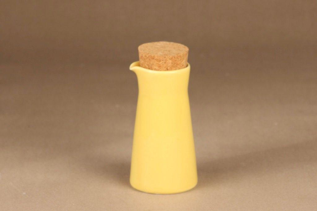 Arabia Teema kermapullo, 0.2 l, suunnittelija Kaj Franck, 0.2 l, kaadin, pieni